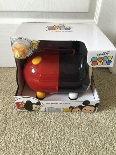 disney tsum tsum characters with mickey stack