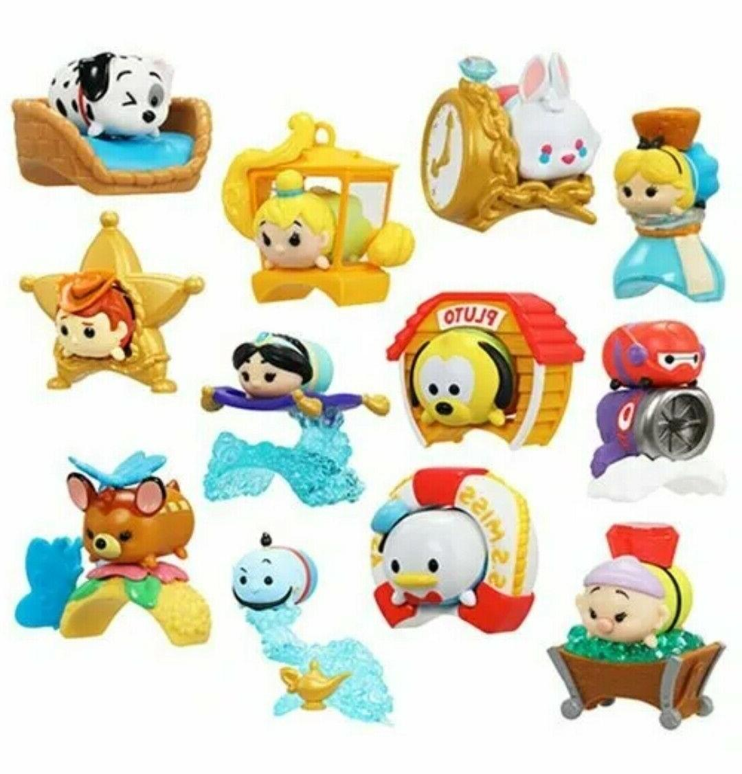 Disney Tsum Stack Figures 1 -13