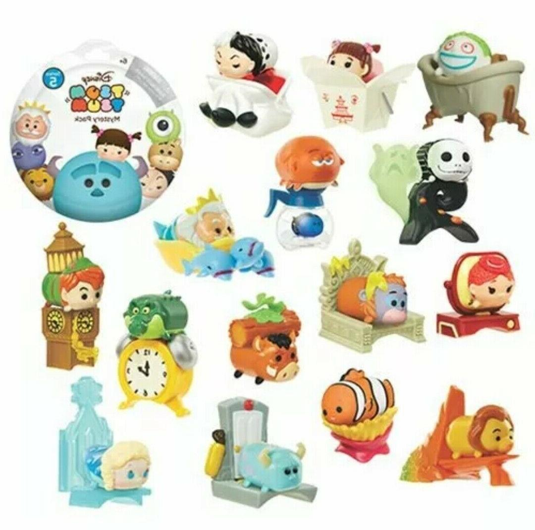 Disney Tsum Mystery Stack Pack Figures 1 -13