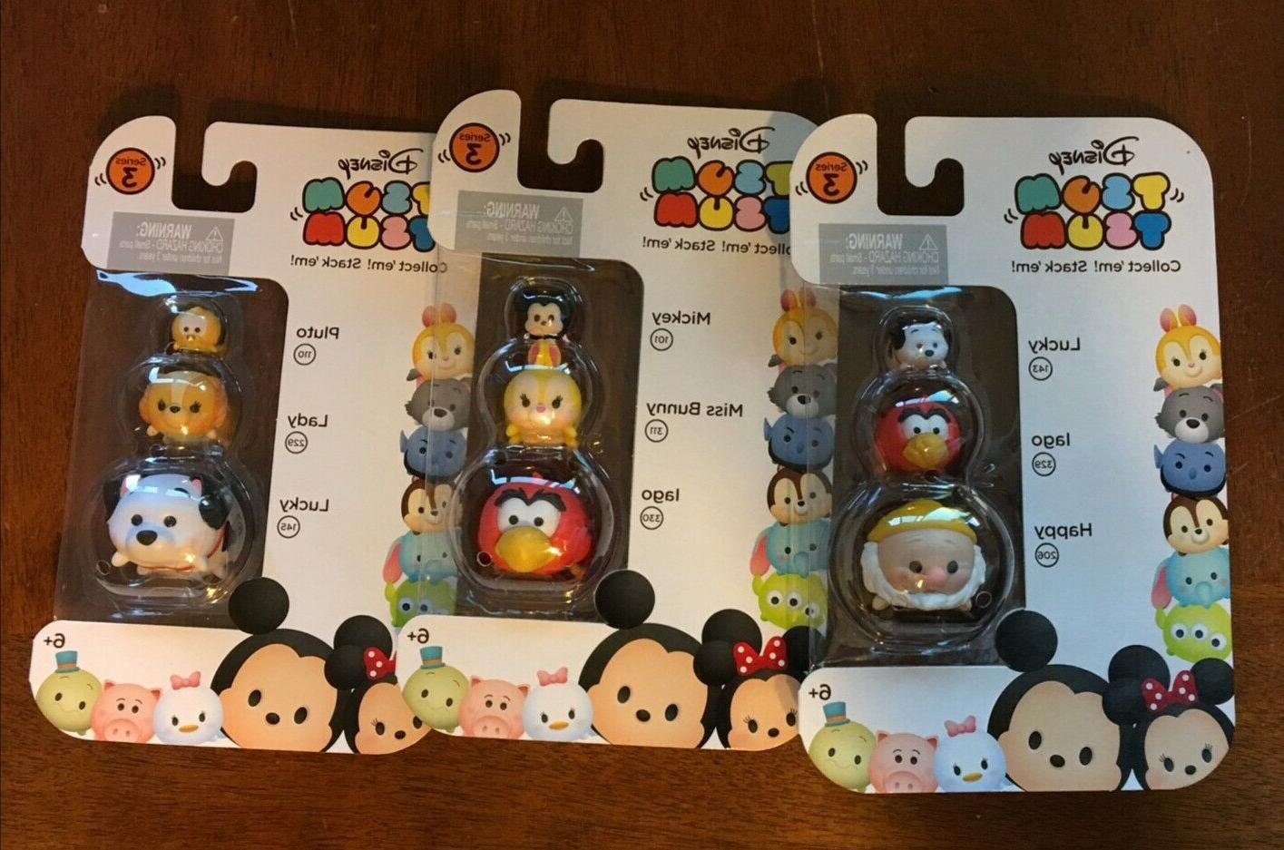 DISNEY TSUM Vinyl Figure YOU PICK/YOU CHOOSE