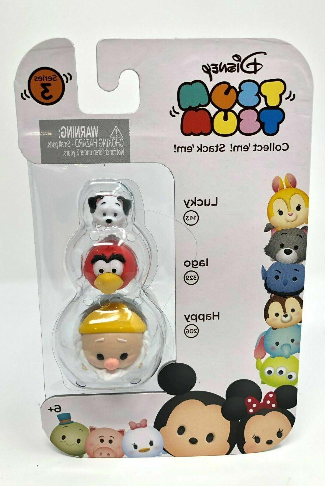 DISNEY TSUM 3 Stack Medium Vinyl Figure CHOOSE