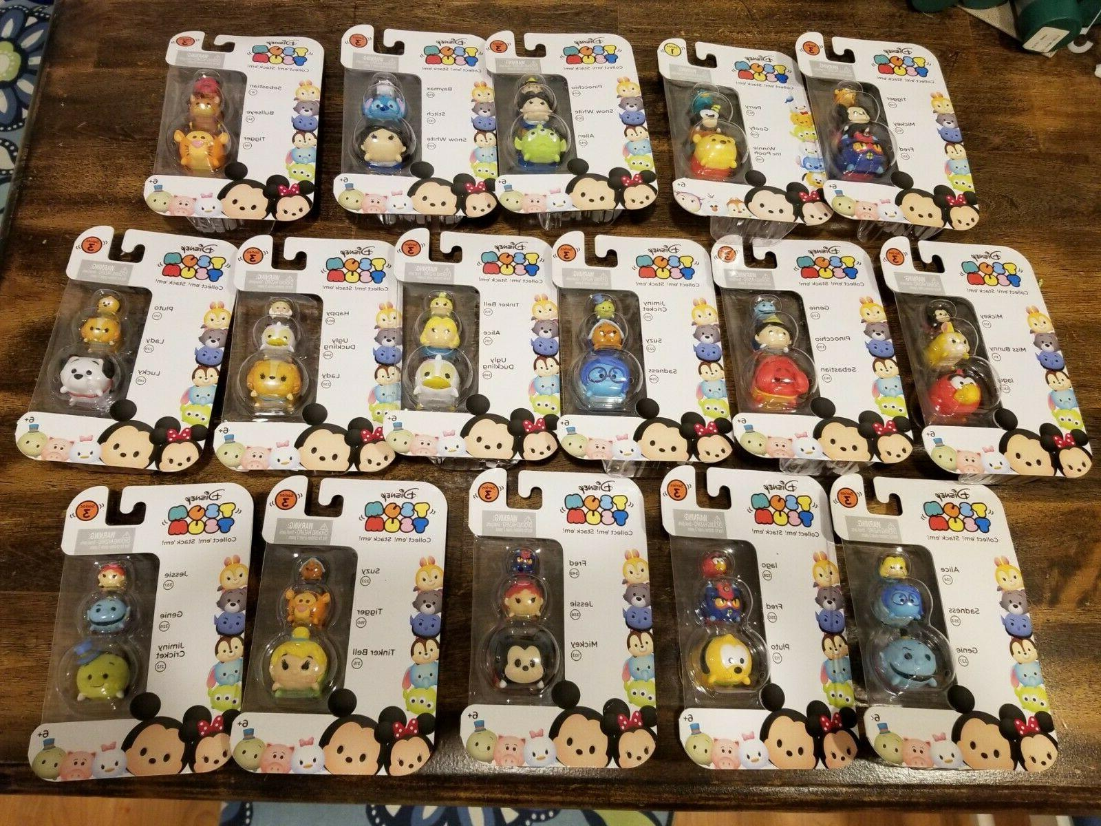 disney tsum tsum series 3 stack pack