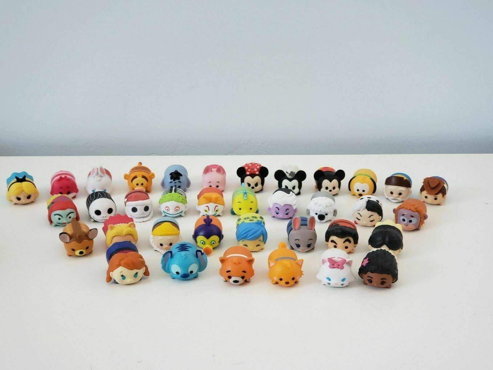 disney tsum tsum vinyl mini figures medium