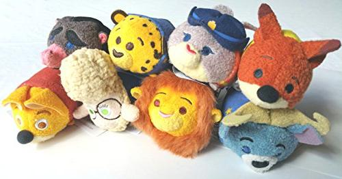 disney zootopia plush