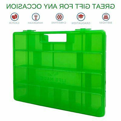 Life Better, Green Toy Storage Organizers Compatible with