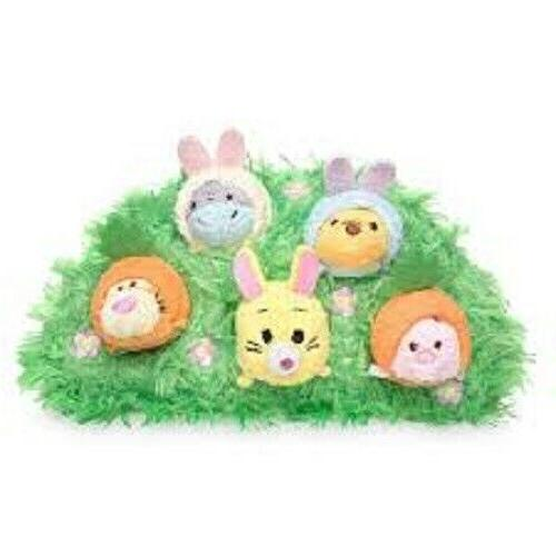easter 2018 micro tsum tsum set of
