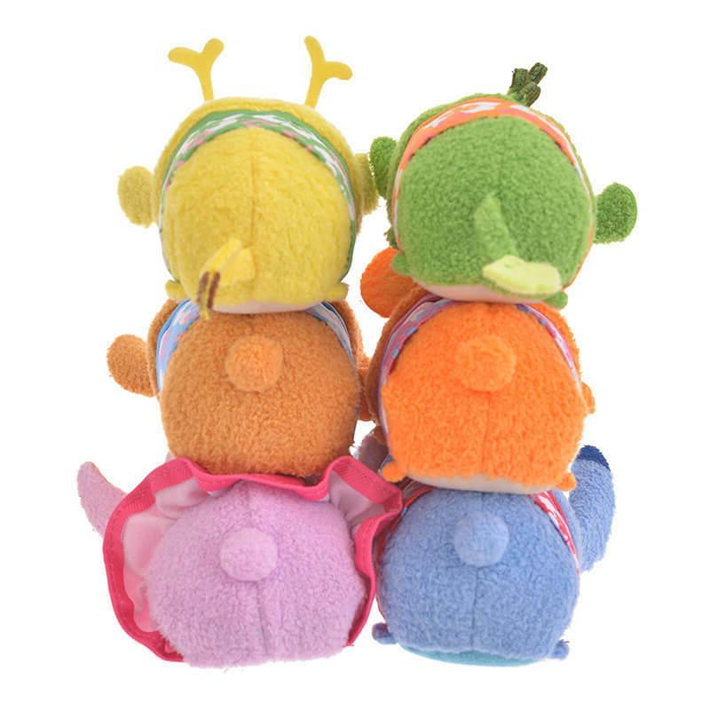 TSUM BAG PLUSH DOLL DISNEY STORE