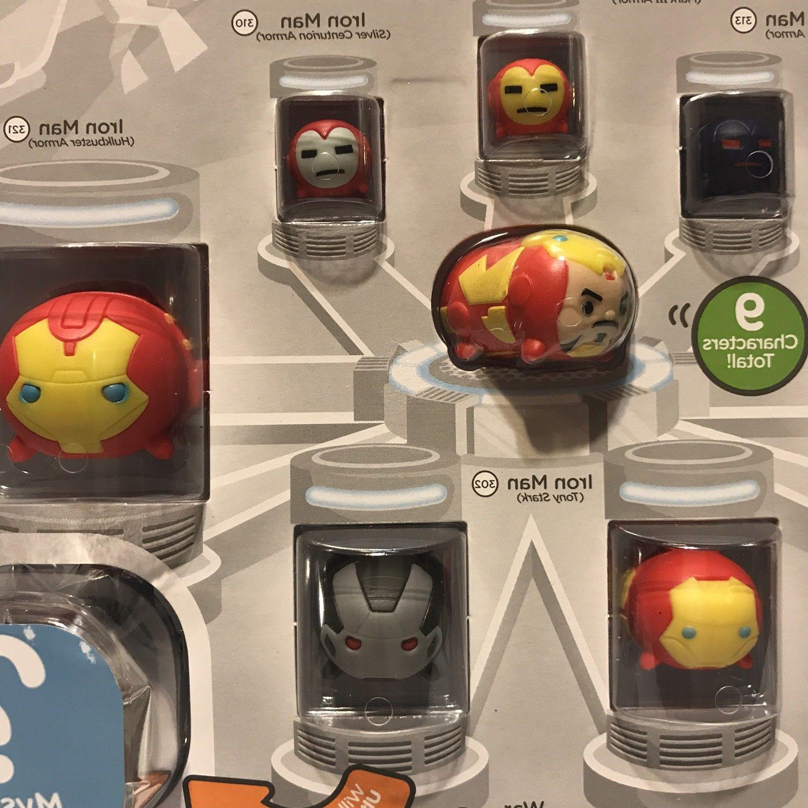 Marvel PacK Figures Series Style NEW!