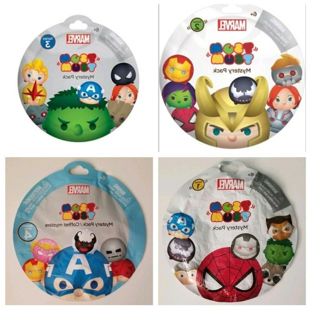 marvel tsum tsum mystery stack pack figures