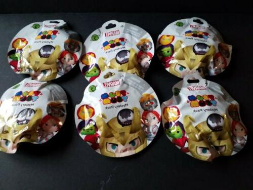marvel tsum tsum series 2 mystery stack