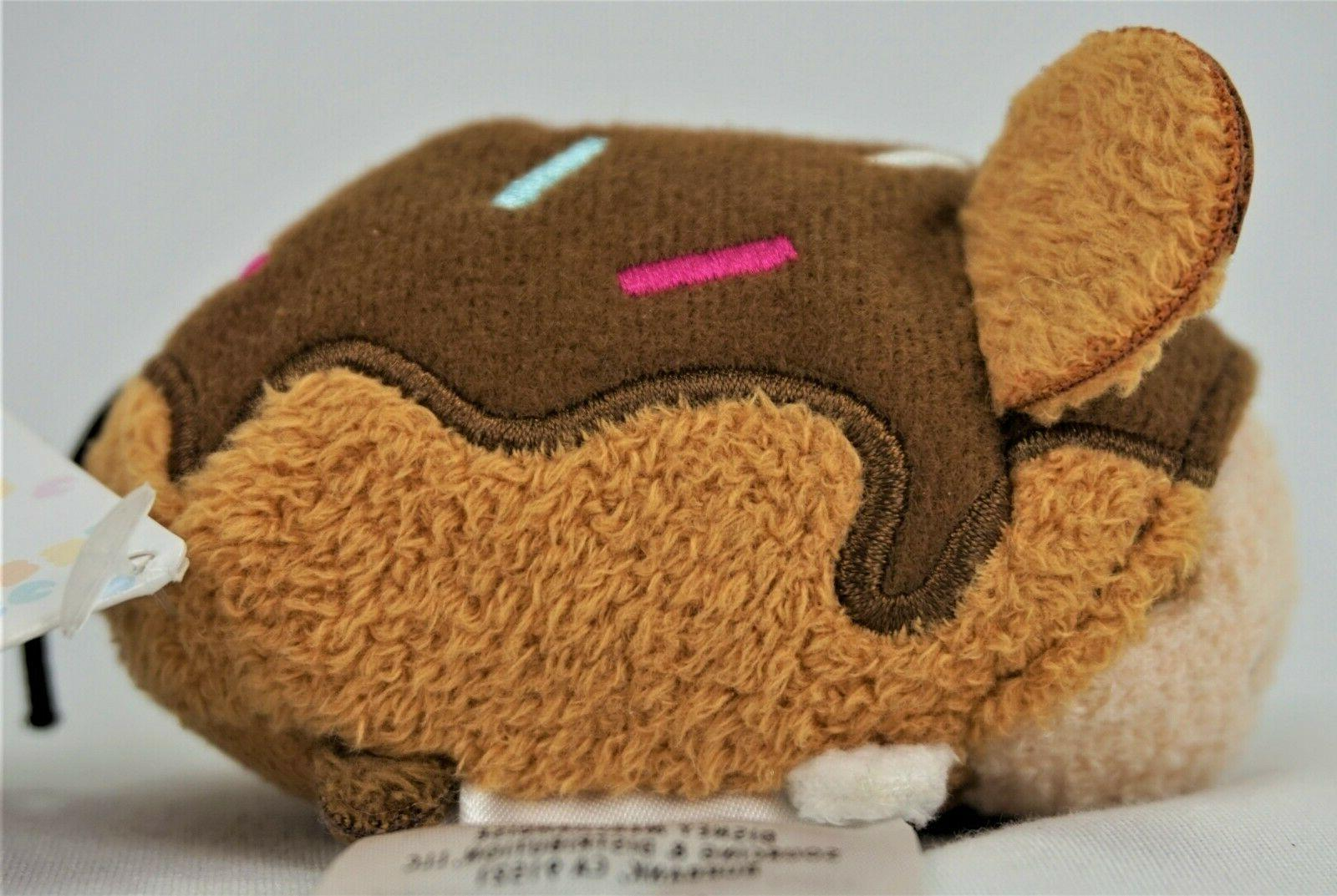 Disney Target Mickey Mouse Donut Tsum 3.5 NWT