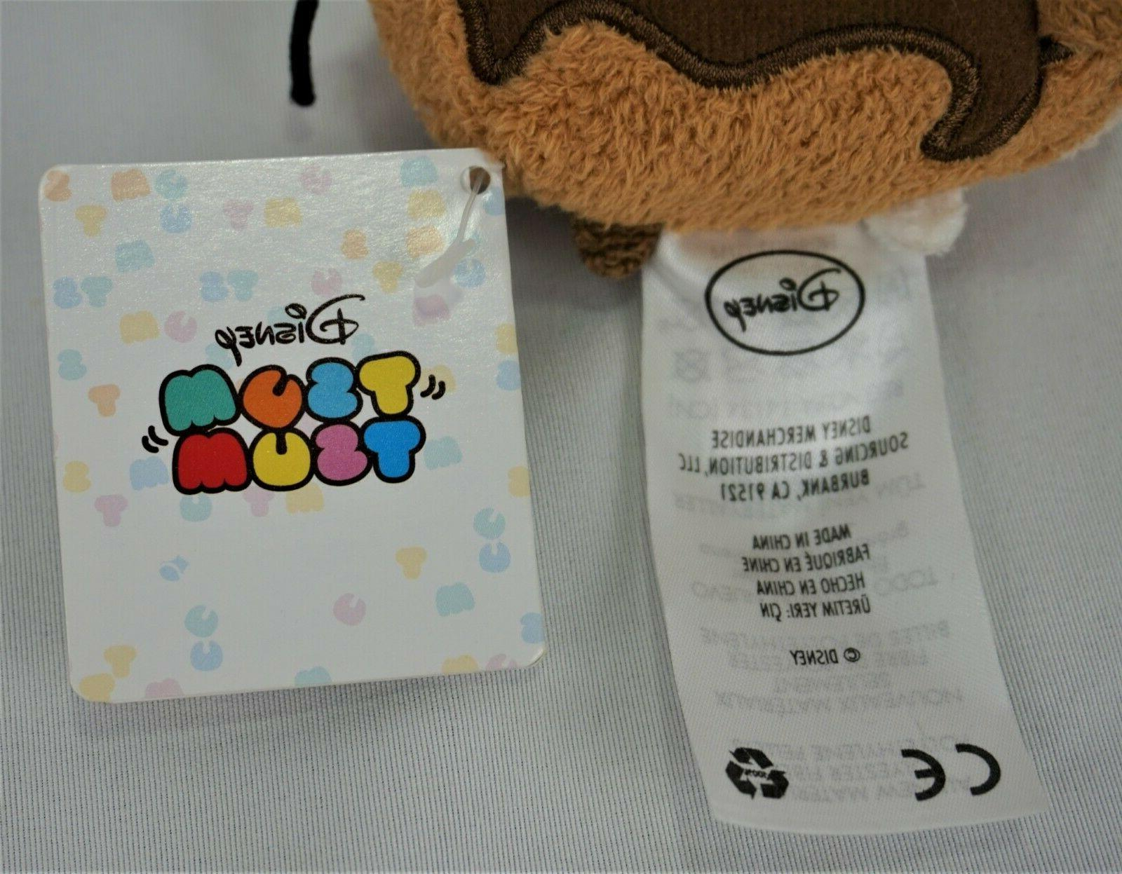 Disney Target Mouse Donut Tsum 3.5 in. NWT