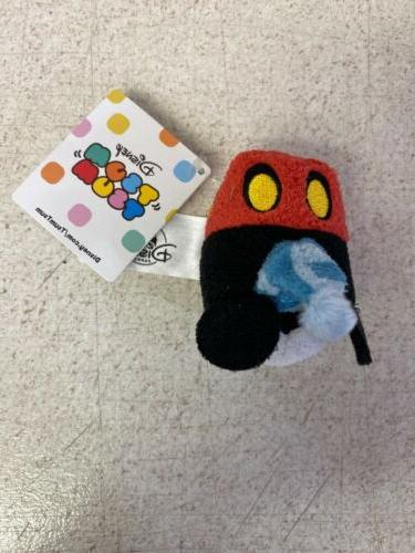 Disney Parks Mini Tsum Mickey Mouse 90th Anniversary Mickey Mouse