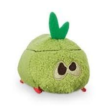 Tsum Tsum Moana Green Kakamora Coconut Pirate