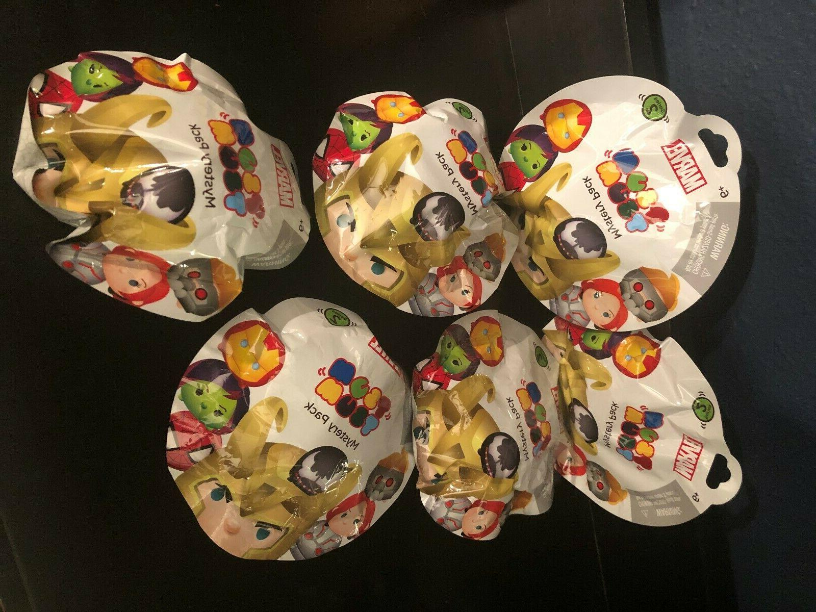 new and sealed lot of 6 disney