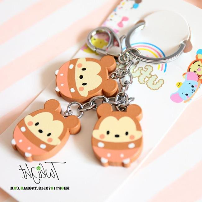 New Cartoon <font><b>Tsum</b></font> Doll Chain Gifts