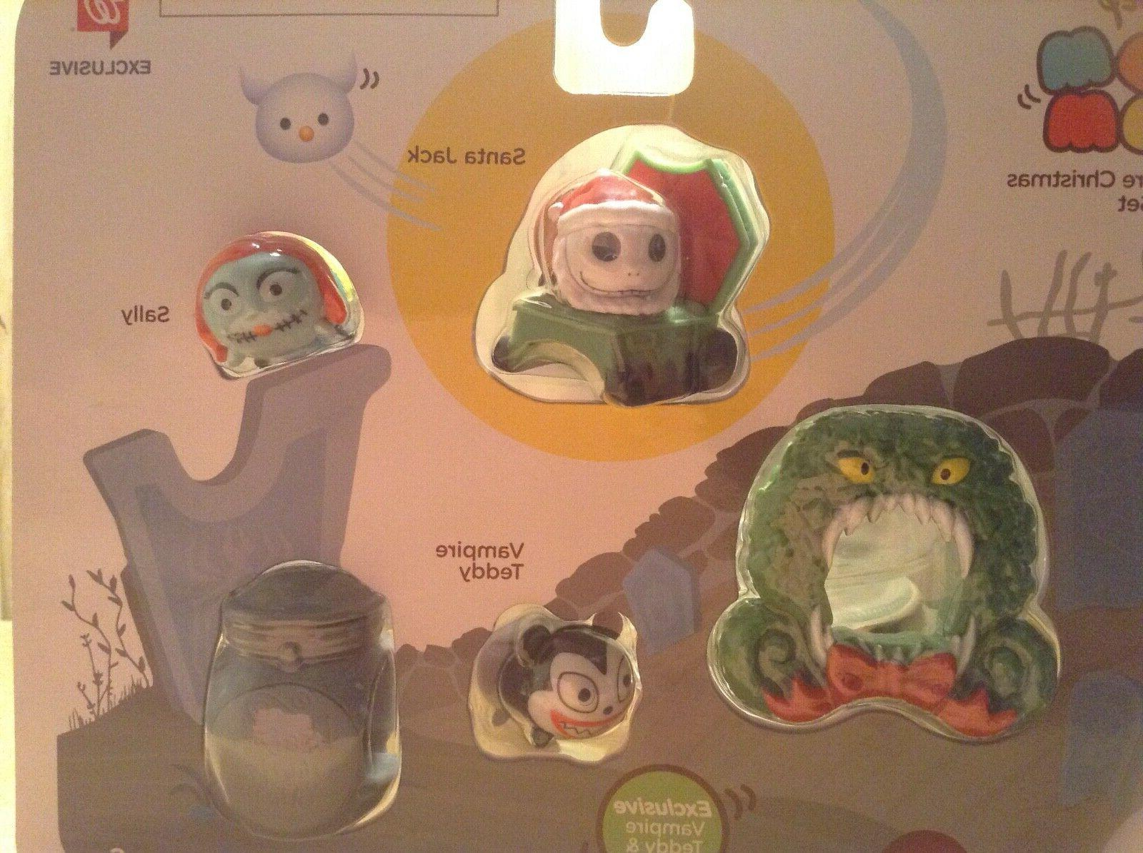 Nightmare Before Christmas Tsum Exclusive Holiday Set *Free