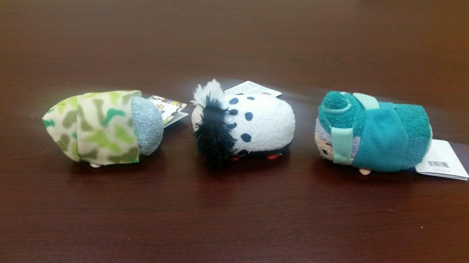 NWT Tsum Mini Plush Of Cute Wars