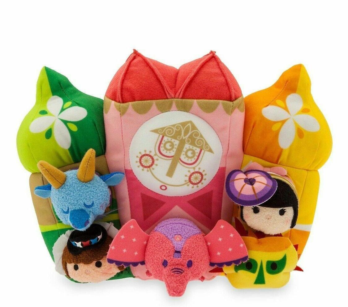 Disney Small Set Plush with Tags Free Shipping