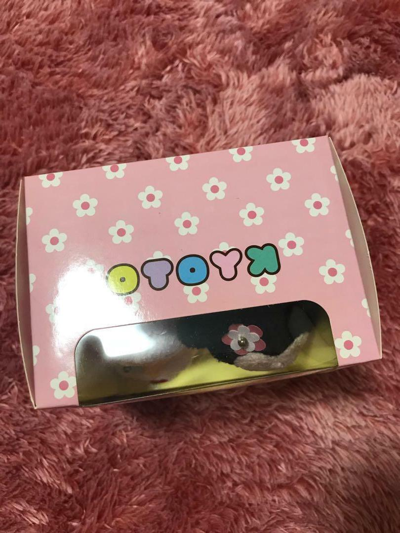 Disney Minnie Toy Figure Box 4