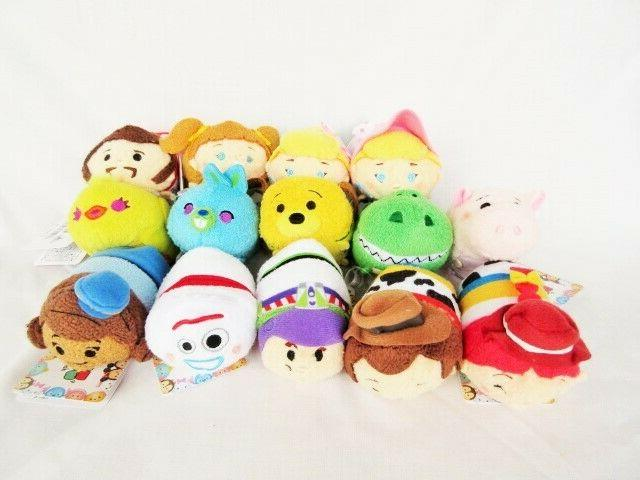 TOY STORY TSUM TSUM OF 14 JAPAN FREE SHIPPING