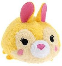 Disney Tsum Tsum Bambi Miss Bunny Exclusive 3.5-Inch Mini Pl