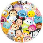 TSUM TSUM LARGE PAPER PLATES  ~ Birthday Party Supplies Dinn