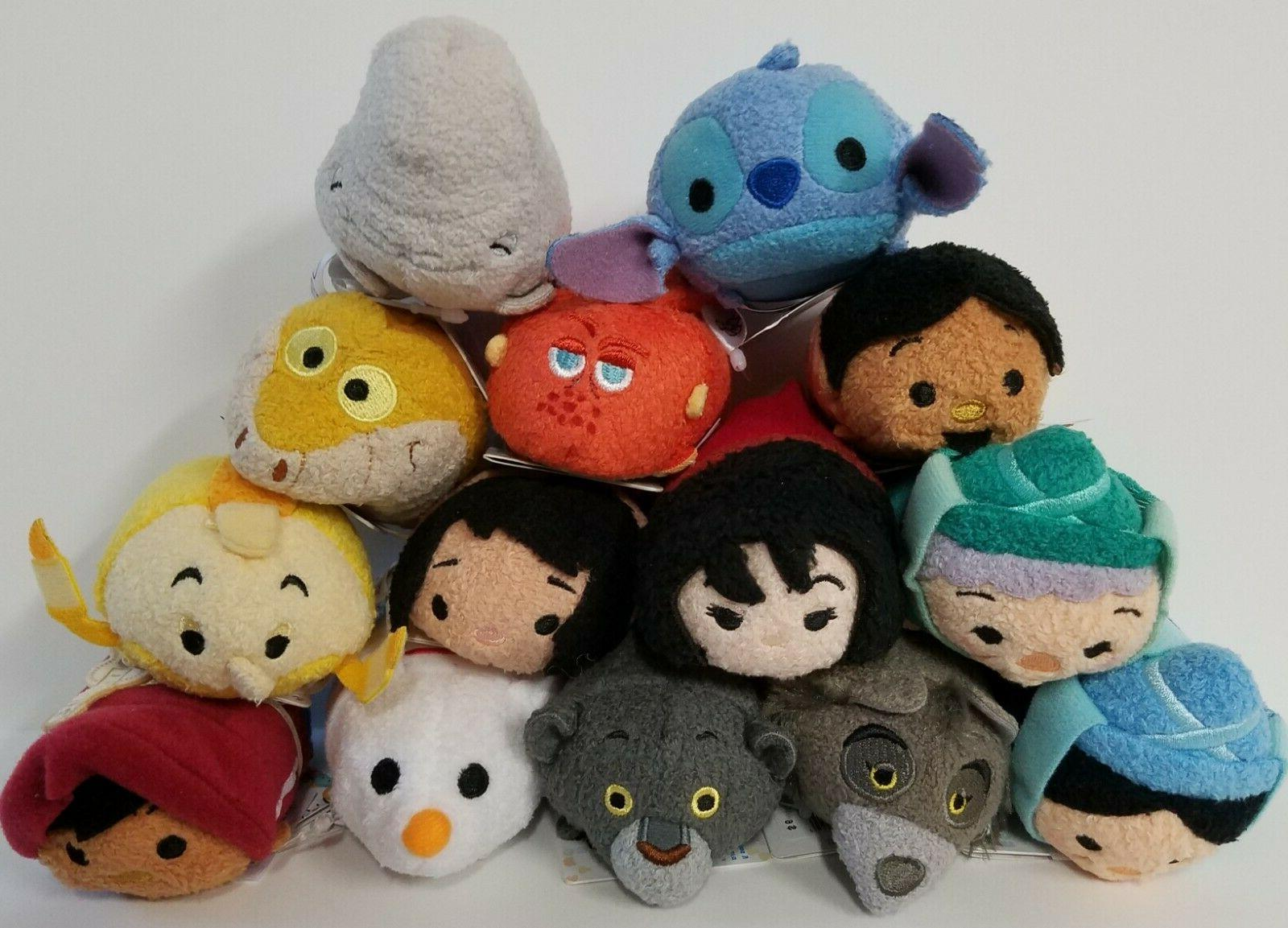 Disney Tsum Tsum 3.5 authentic Disney