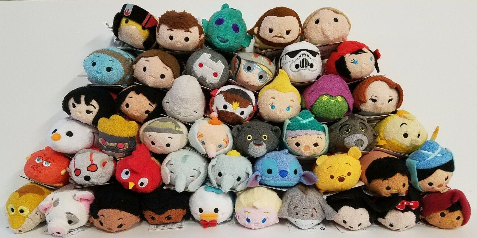 tsum tsum exclusive 3 5 plush mickey