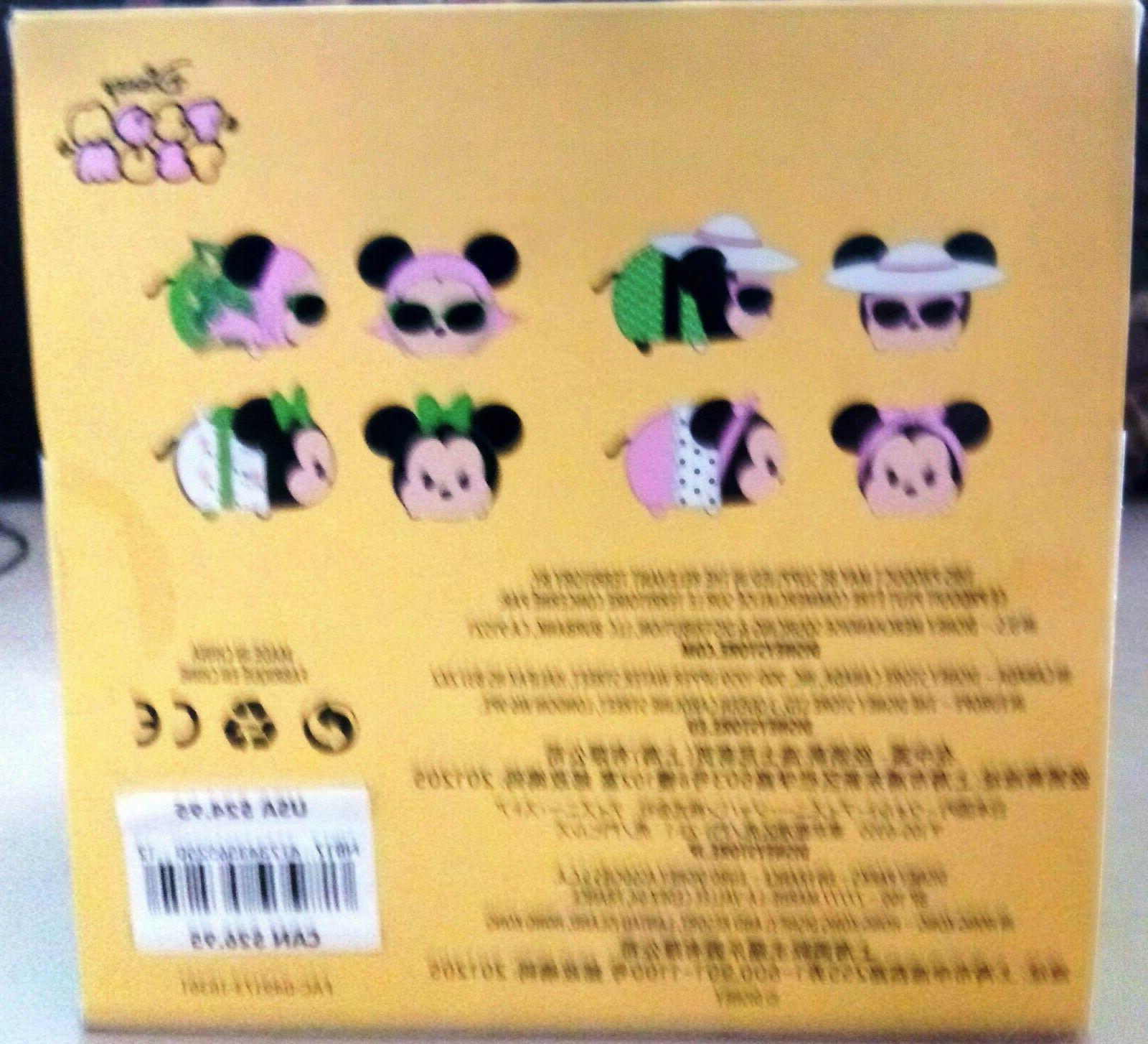 "Disney MICKEY & ~ Mini 3.5"" Plush ~ Unopened"