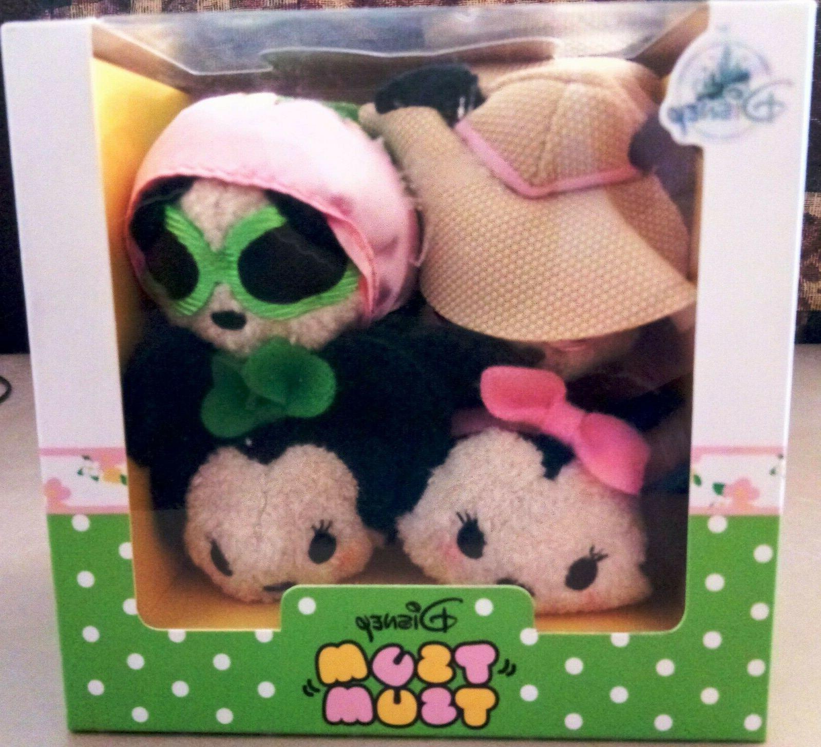 tsum tsum mickey and minnie exclusive mini