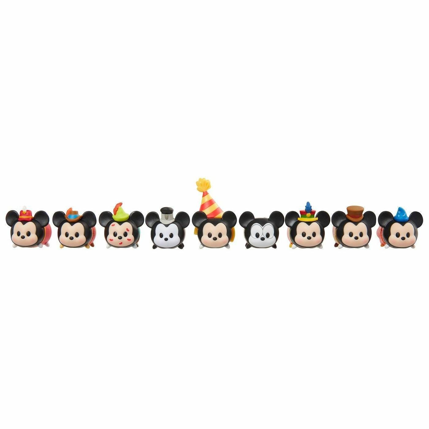 Disney Tsum Mickey Mouse 90th Anniversary Mickey Through