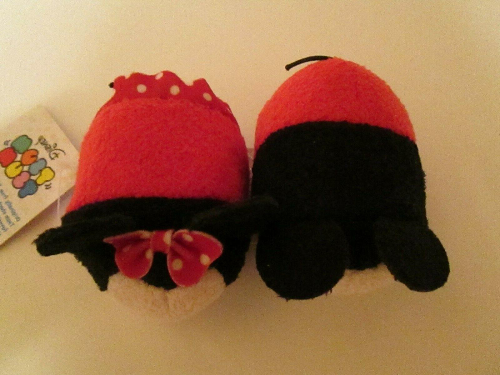 Disney Tsum Plush Mickey and Mouse New Tags