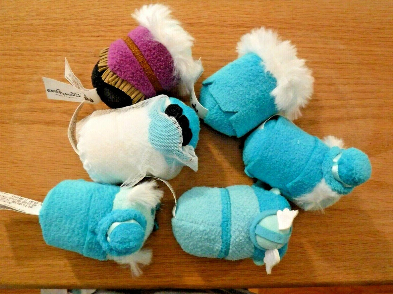 Disney Tsum Tsum Plush Haunted Mansion Set 6 Singer Gus