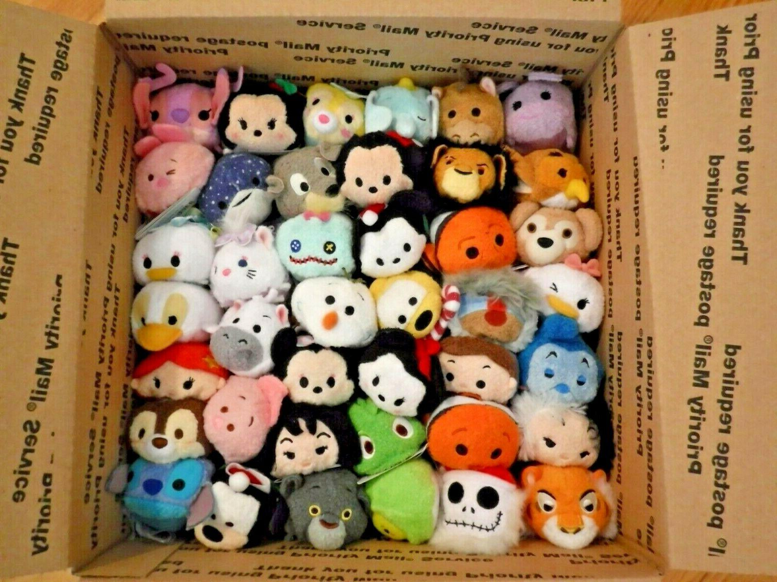 Disney Tsum Mini Plush Toy Story Snow - Pick