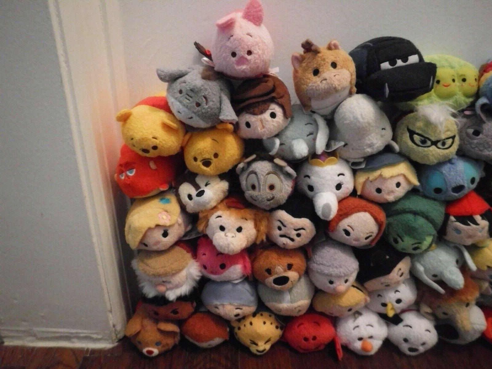 Disney Plush - - Toy Story and