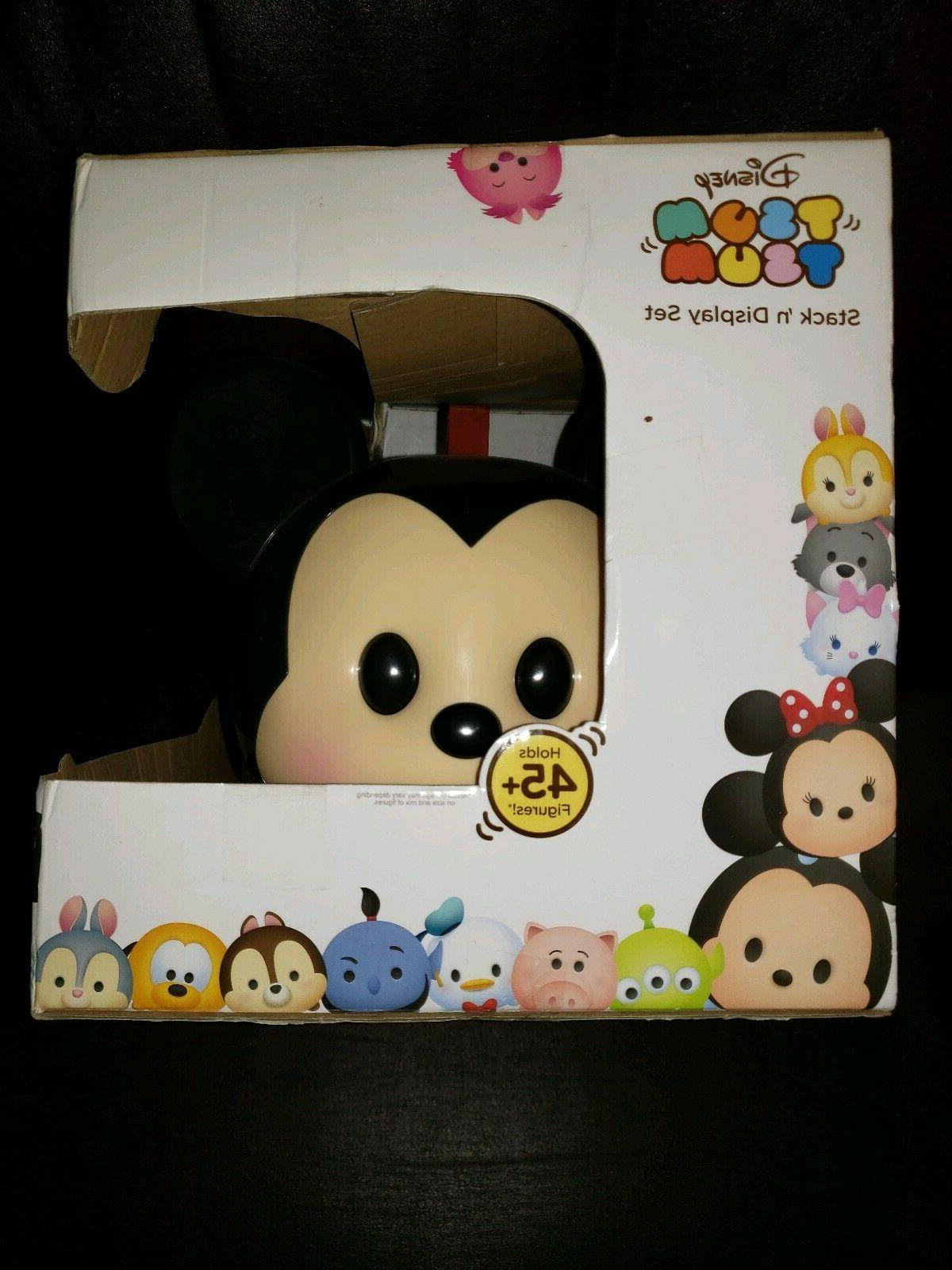 tsum tsum play case mickey carry collection
