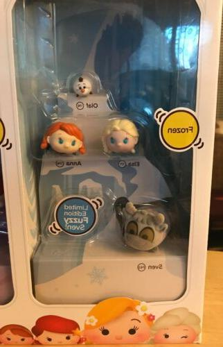 Disney Tsum Reign Exclusive Set
