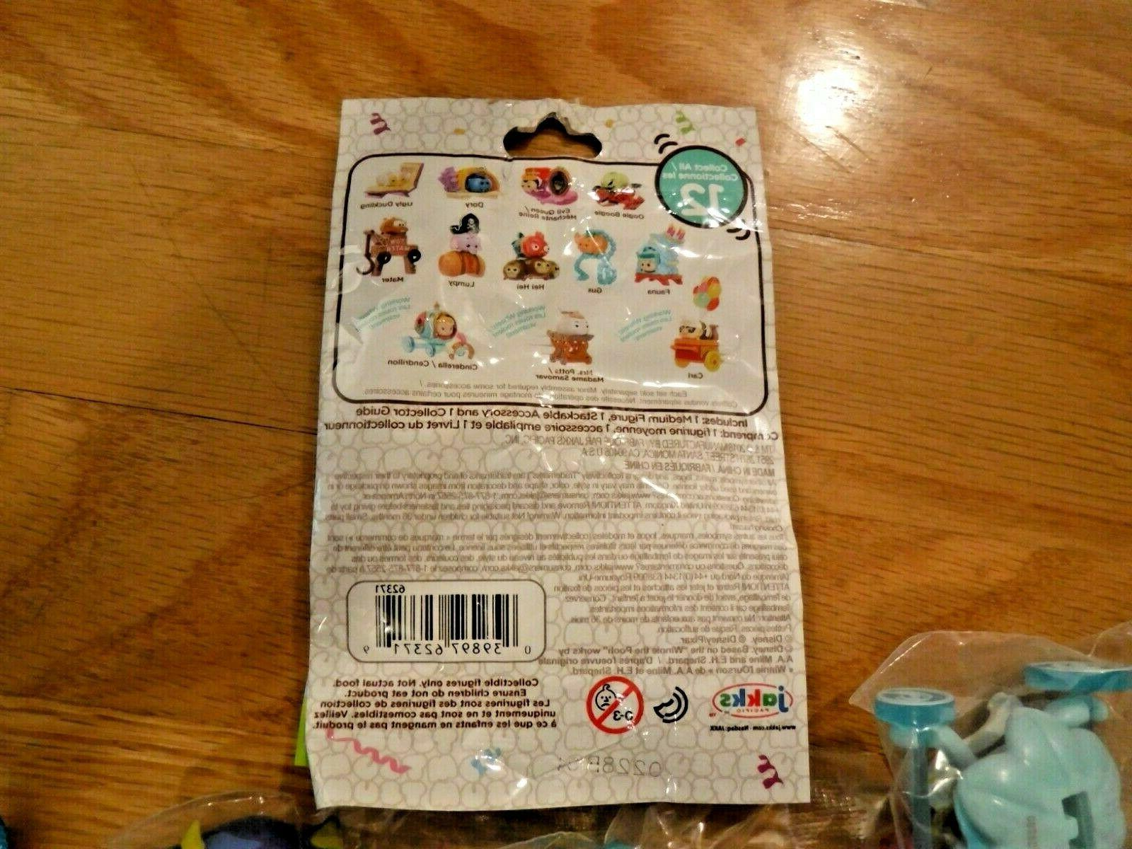 Tsum Tsum Series Mystery Pack Blind Complete Set -