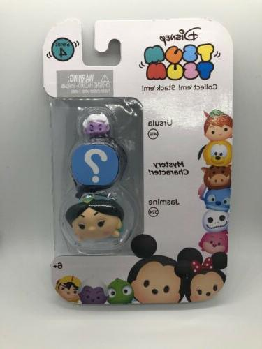 tsum tsum series 4 ursula and jasmine