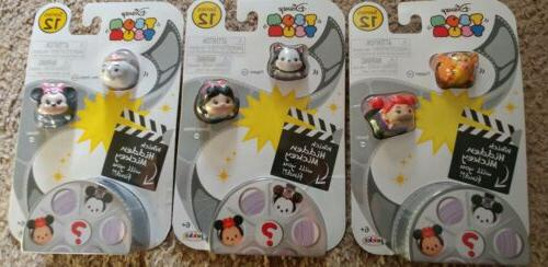 TSUM TSUM Disney 5, 8, 11, 12 Stackables Mystery -