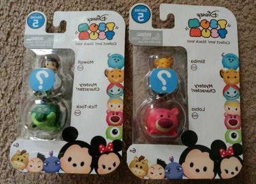 TSUM 5, 12 Stackables Mystery Packs -