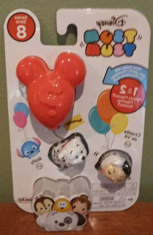 Disney Tsum Tsum Series 8 Minifigures Your Pick! Package!