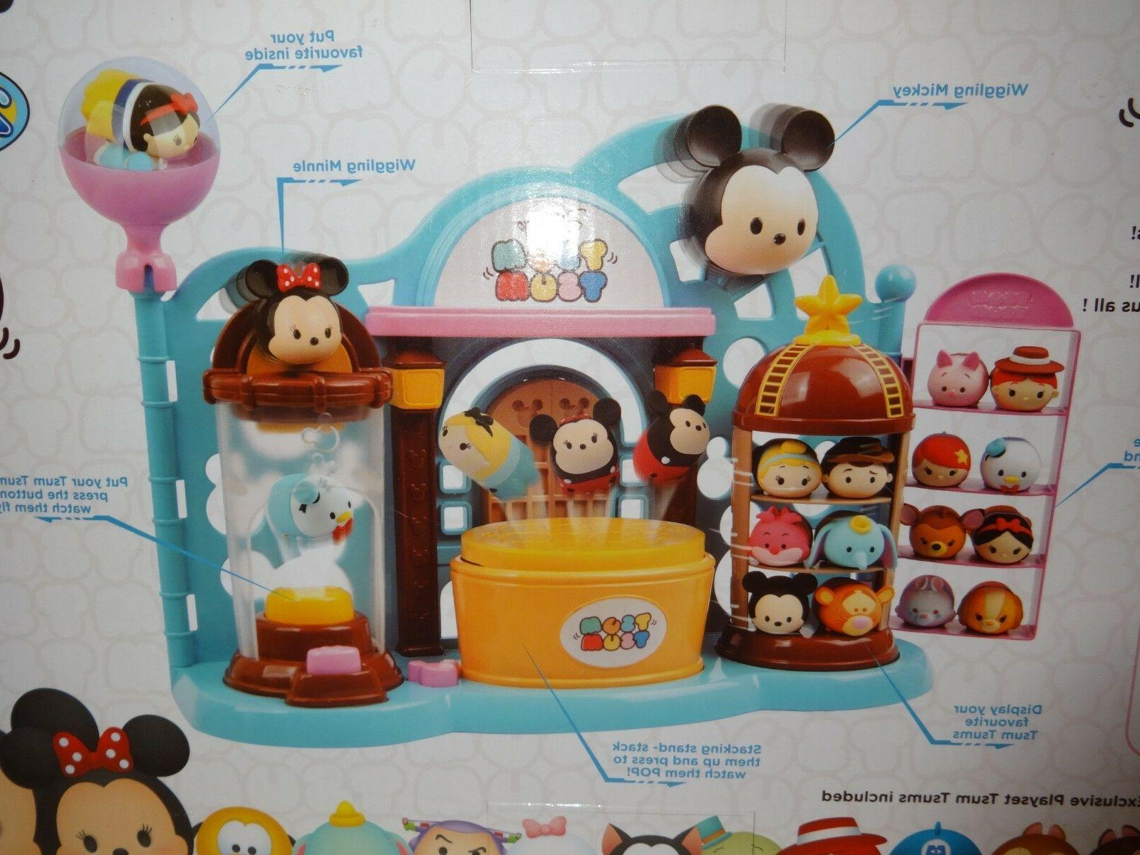 DISNEY N TOY PLAY MICKEY MOUSE FIGURES!