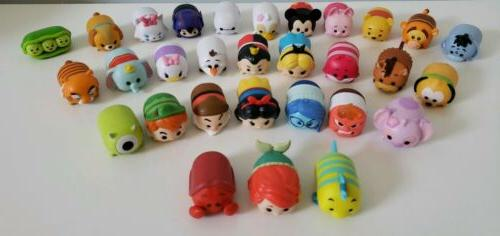 tsum tsum vinyl mini figures large