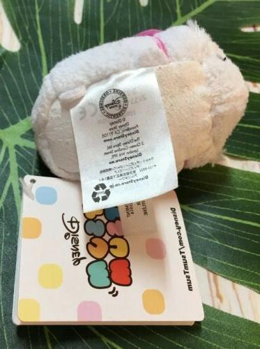 Disney Tsum Marie Aristocats Beanbag Plush New
