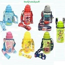 Leakproof Disney Kids Baby Tritan BPA Free Water Bottle 2-St