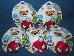 LOT  MARVEL TSUM TSUM SERIES 1 BLIND BAGS NEW / SEALED !! DI