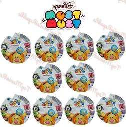 Lot of 10 - Disney Tsum Tsum Blind Bag Surprise Stack Pack S