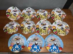 Lot of 11 Tsum Tsum Marvel Mystery Pack Vinyl Mini Figure &